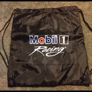 Handbags - Mobil 1 Racing Insulated Draw-String Bag